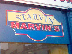 Starvin' Marvin's Sandwich Bar