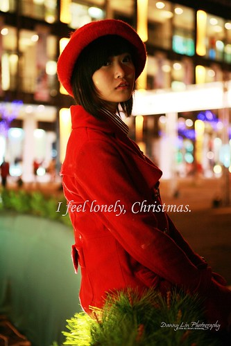 [Portrait.Story] I feel lonely, Christmas. - Akina _1444