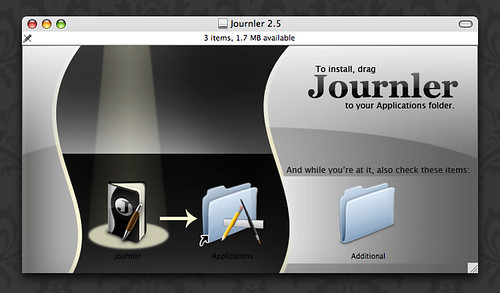 Journler 2.5