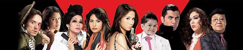 Agent X44 Cast