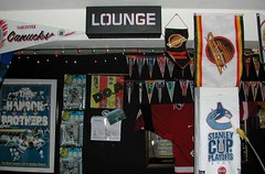 hockey lounge