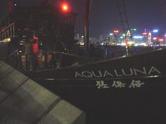 84.綦??上觀光的復古觀光船