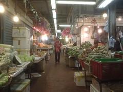 03.旺角市政大廈的菜市場