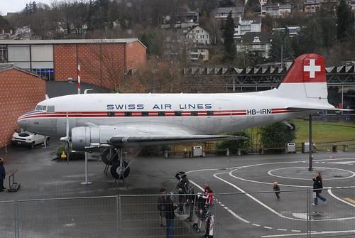 Douglas C-47B-35-DK Skytrain HB-IRN