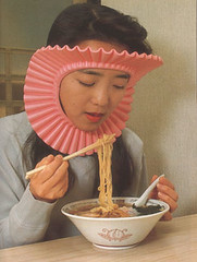 Jap Invention (No Hair in the Food)
