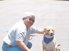 ernie and grandpa