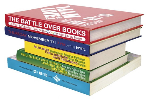 Wired - The Battle Over Books