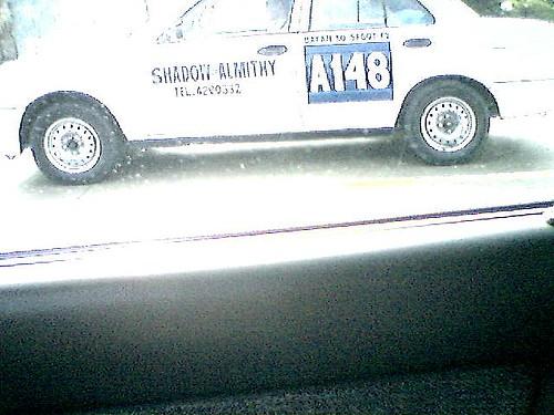 Shadow Almithy Taxi
