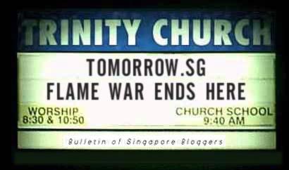 Tomorrow.sg flame war ends here