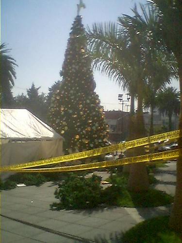 Crimen navideño?