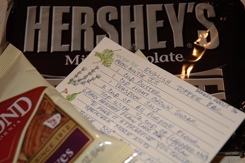 Six Hershey Bars - How can you go wrong?