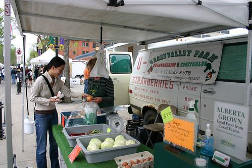 City Market Opening Day 2011