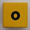 Alphabet Block o