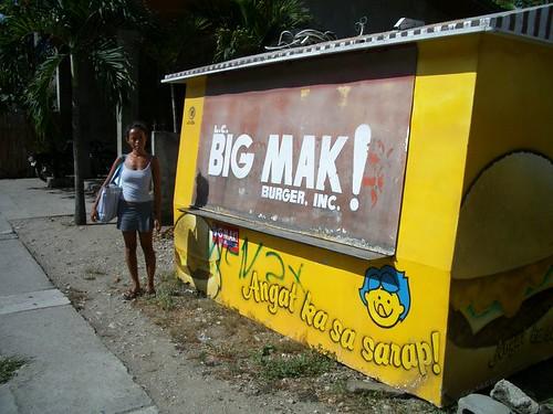 Big Mak Burger