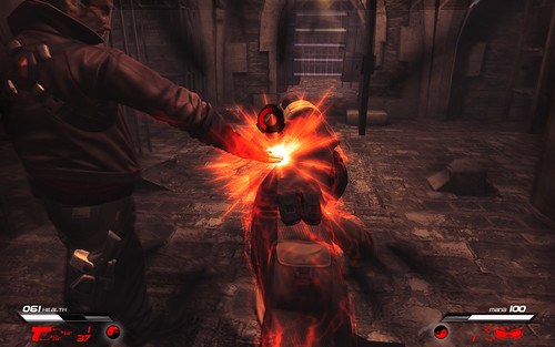 Infernal Demo Review Screenshot 3 (by Godlesswanderer)