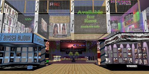 Orgy Island Mall