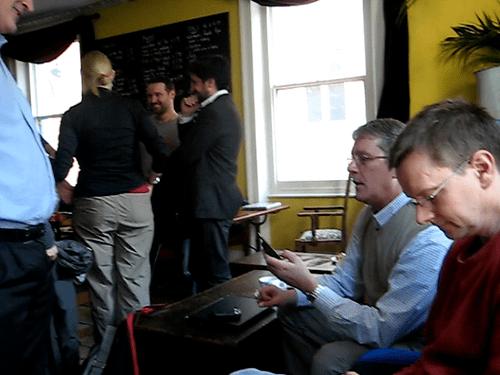 Social Media Cafe - Tuttle club