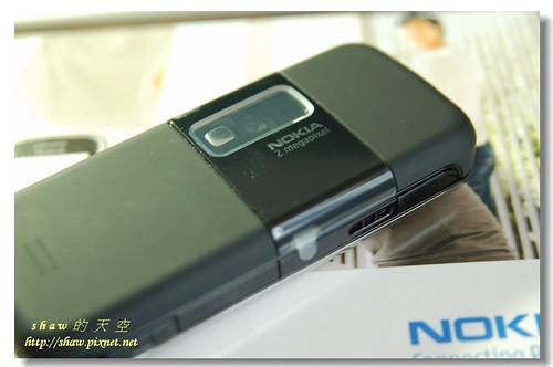 Nokia6233背面