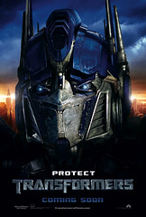 Transformers Close Up International Posters