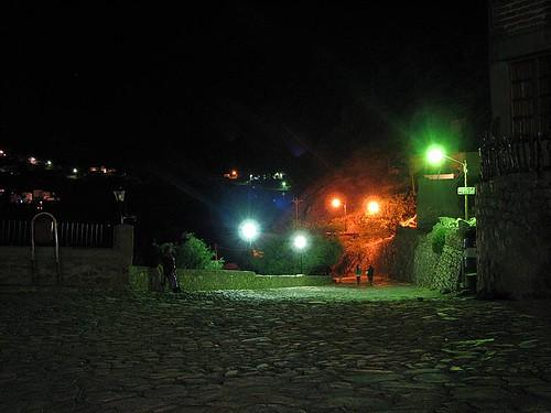 La entrada a Iruya