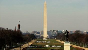 Vista del National Mall