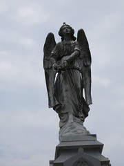Pics from Cemeteries 23 at end of Canal in New Orleans