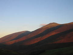 Early Morning View from Latrigg
