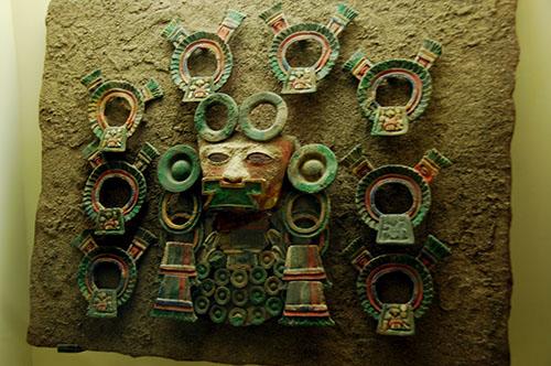 Teotihuacan - 28 - Incensario