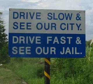 Drive Slow (Talisay)