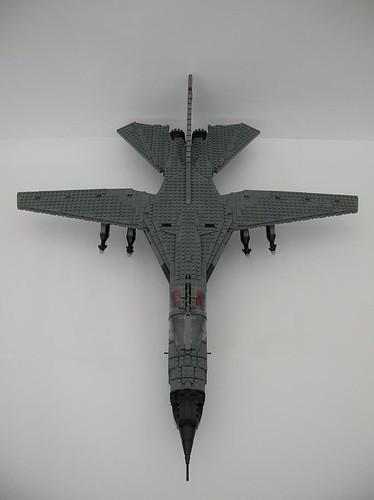 F111 A Birdseye Extended