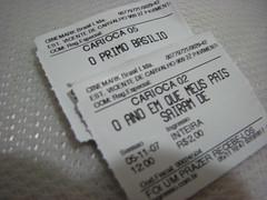 Cinema Brasileiro Cinemark