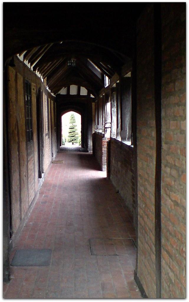 Ewelme cloisters