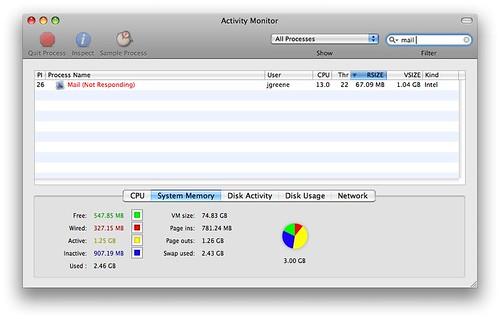 Gmail IMAP sucking on my MacBookPro