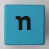 Alphabet Block n