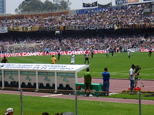 chivas vs pumas liga mexicana