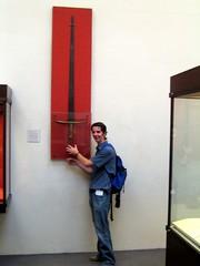 British Museum Sword