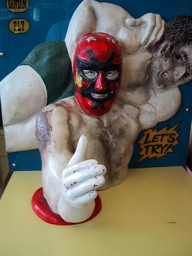 mecanique arm wrestler 2
