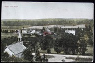 Maple City Postcard