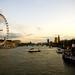 London Eye on Easter Sunday