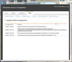 Installing WordPress on Windows Azure Companion