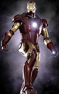 Iron Man Movie Mark III Armor