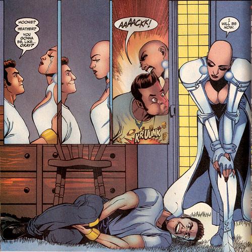 @Captain Marvel
