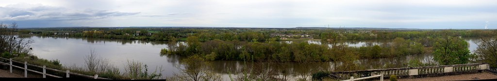 Loire panorama