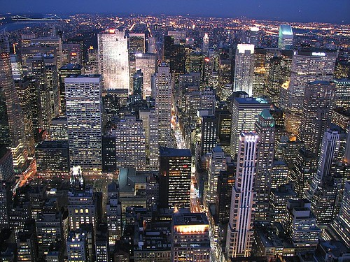 New York, desde el Empire State