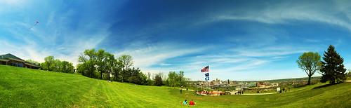 Kites Over Devou Park