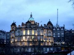 Bank of Scotland head office, Edinburgh
