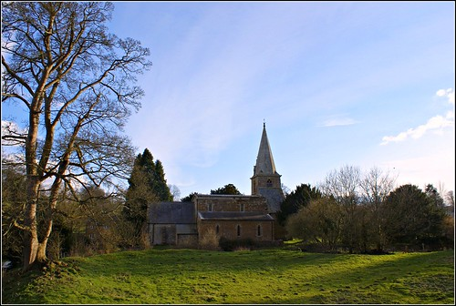 St Marys, Swerford