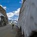 Descending Col de l'Iseran