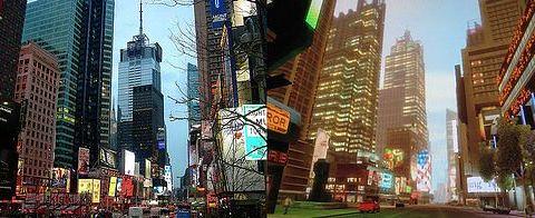 GTA vs New York 1