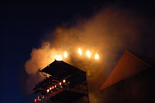 Pilnėnai opera: dramatic burning of the Trakai castle